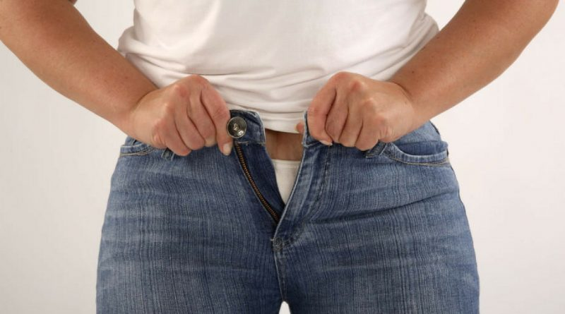 Tesoro… mi si sono ristretti i pantaloni!