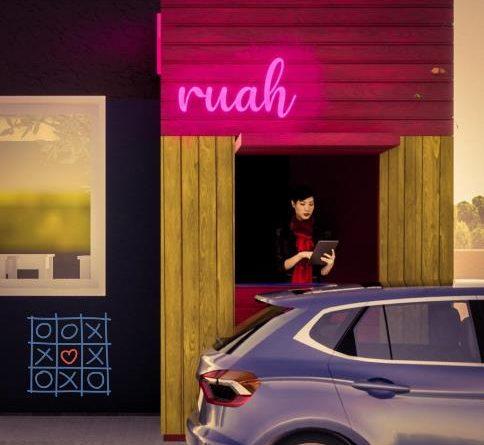 Ristorante Ruah, qualità senza tempo, dal 13 maggio parte il servizio Drive-in