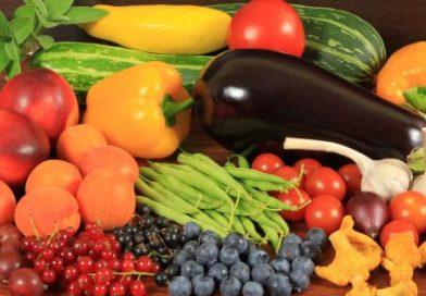 Frutta e Verdura di Agosto